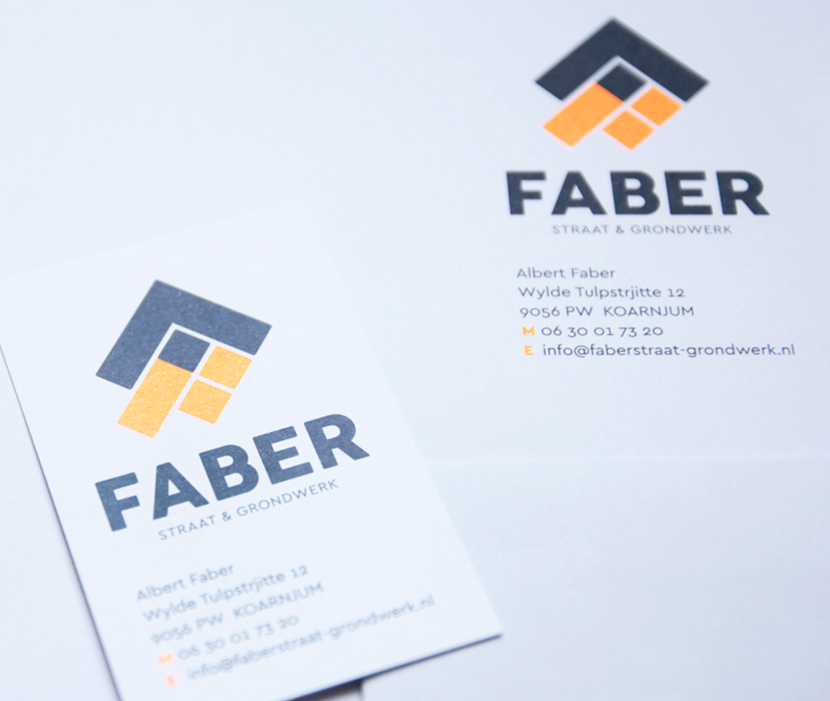 A. Faber - Straat en grondwerk